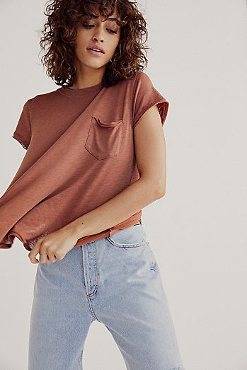 6c626e83c Women's Tees - Oversized T Shirts & Baseball Tees | Free People