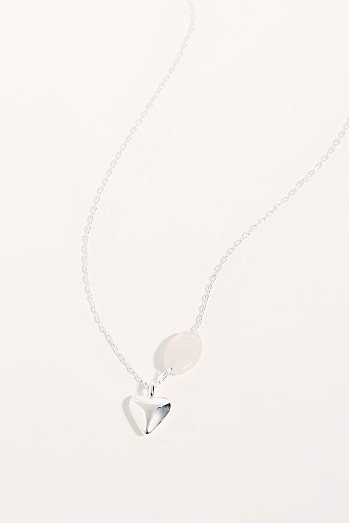 Catching Feelings Crystal Necklace