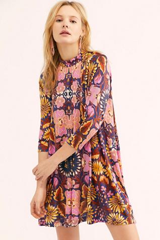 Fiesta Floral Dress | Free People