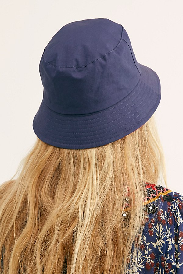 Slide View 3: Kangol Cotton Bucket Hat
