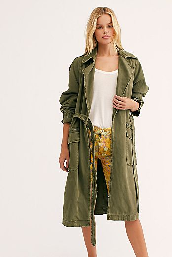 941fae5f85a6 We The Free Undercover Trench Coat