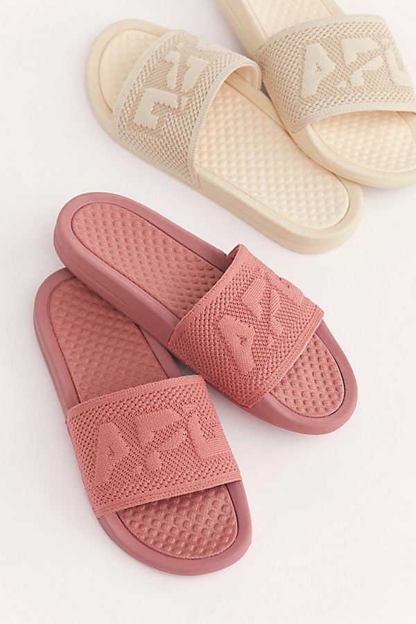 Slide View 1: APL Techloom Slide Sandal