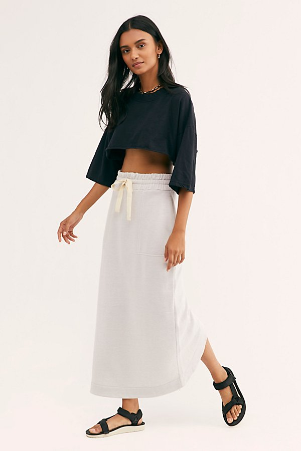 Slide View 1: Monday Maxi Skirt