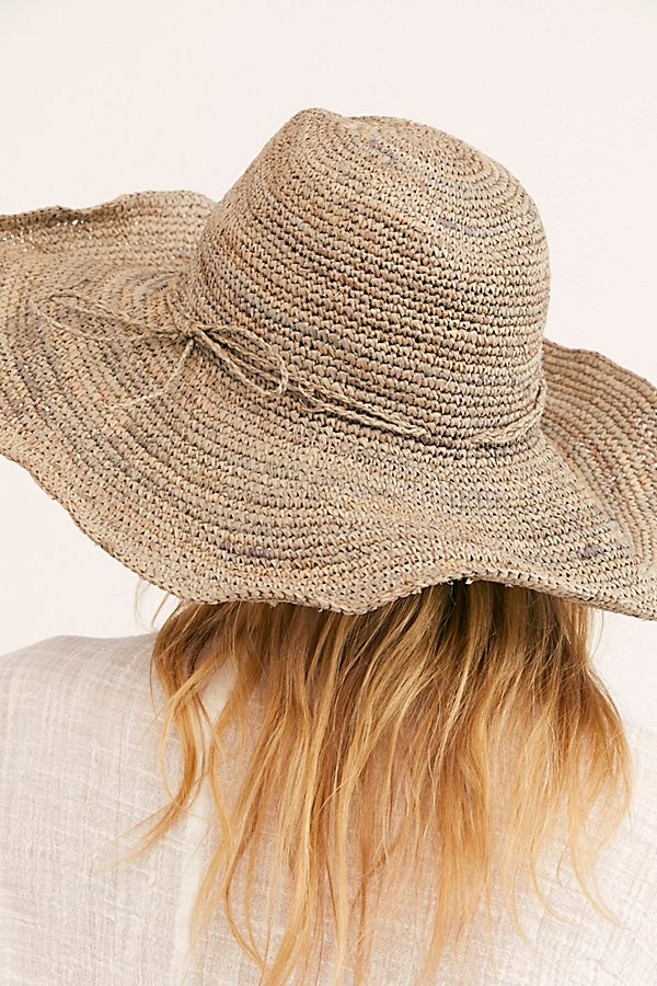Slide View 2: Marley Straw Hat