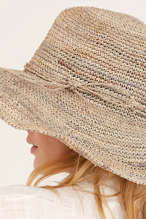 Slide View 3: Marley Straw Hat