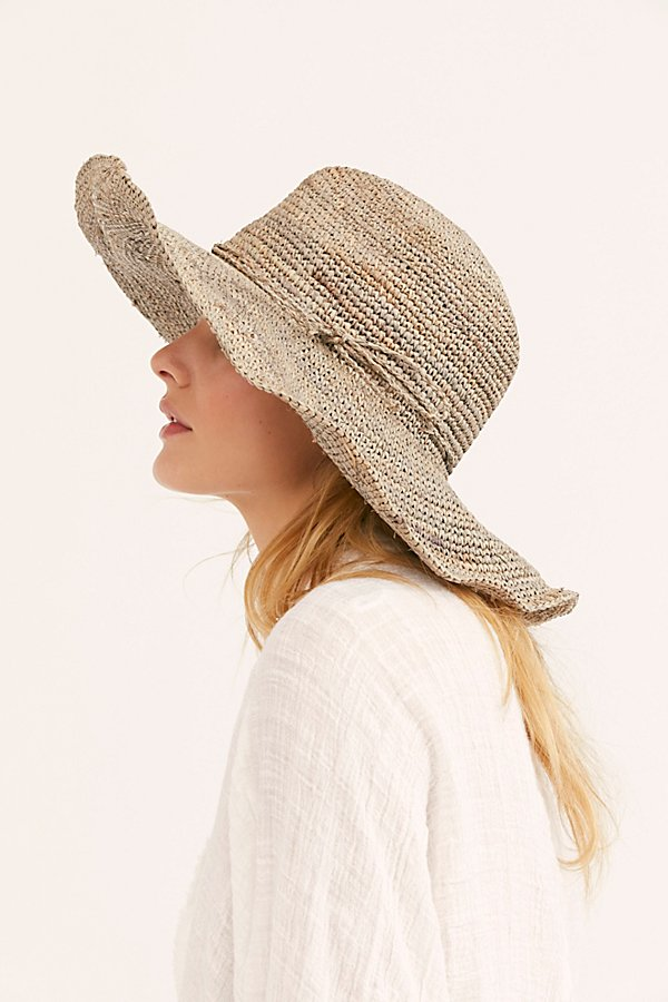 Slide View 4: Marley Straw Hat