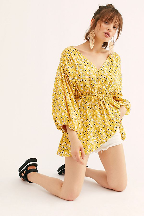 Cora Tunic by Free People