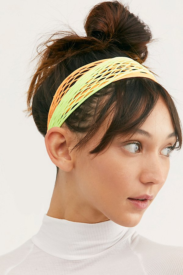 Slide View 1: Fishnet Headband Pack