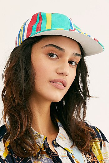 Bruno Stripe Baseball Hat