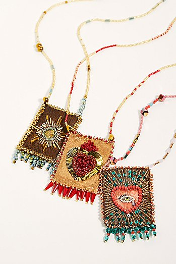 Olivia Dar Talisman Necklace
