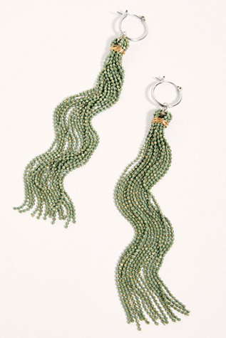 Cloud Nine Duster Earrings by Free People