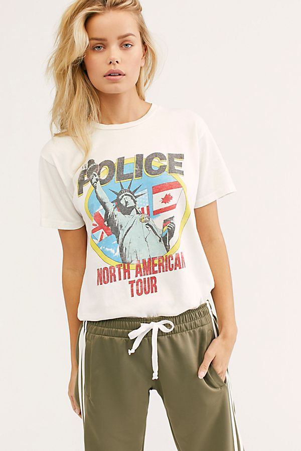 The Police Tee by Daydreamer
