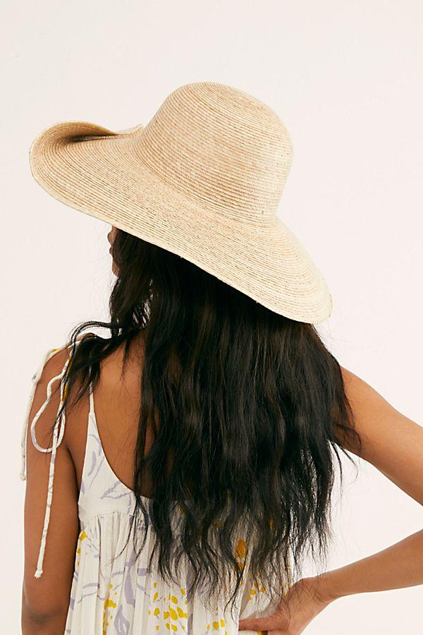 4e8614b0f Hailey Wide Brim Straw Hat