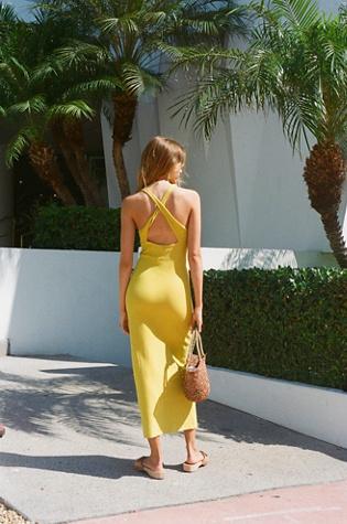 Coronado Sweater Maxi Dress by Fp Beach