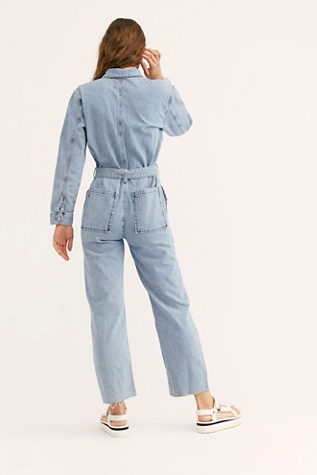 Boyish Guy Boilersuit by Boyish
