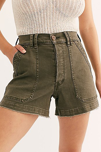 CRVY Day Camp Shorts