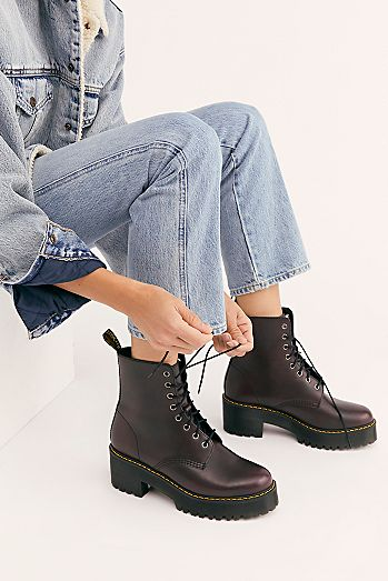 Dr. Marten Shriver Lace-Up Boot