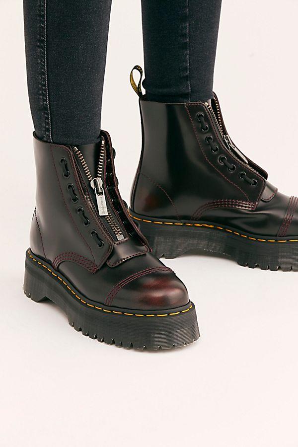 all'ingrosso online compra meglio caratteristiche eccezionali Dr. Martens Sinclair Zip Front Boot
