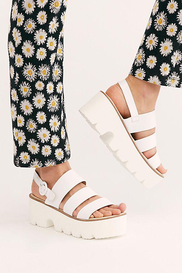 55820abbdf3 Andi Flatform Sandal