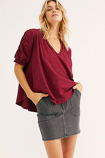 58a4e2a4745 Lace Tops, Off the Shoulder Tops & More | Free People