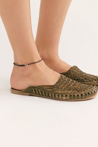 Signature Slider Anklet by Free People