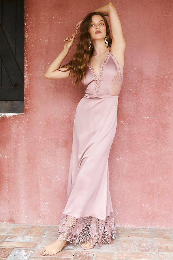 Flutter Maxi Dress