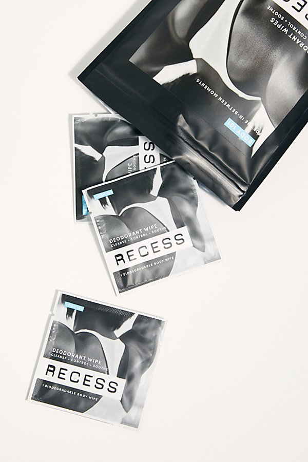 Slide View 1: RECESS Deodorant Wipes