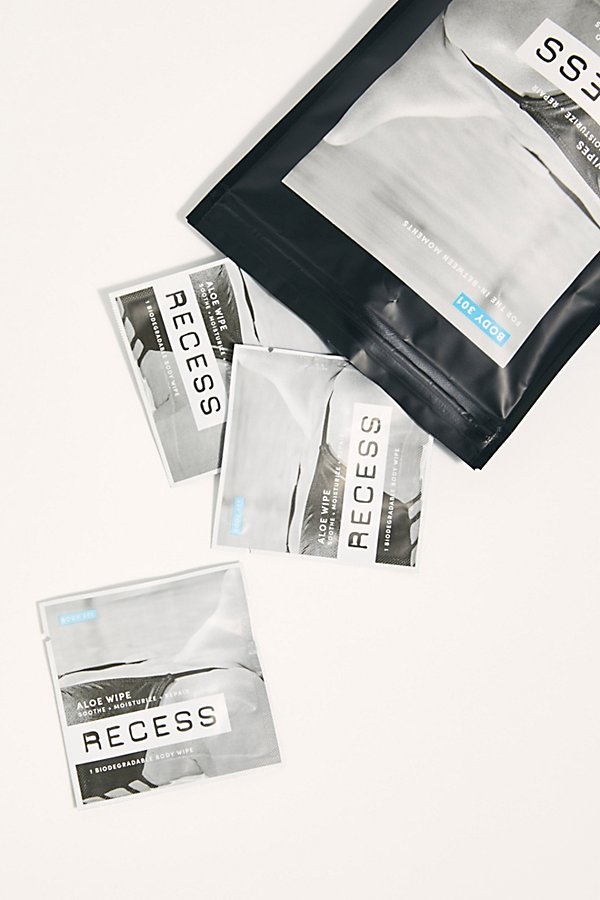 Slide View 2: RECESS Aloe Wipes