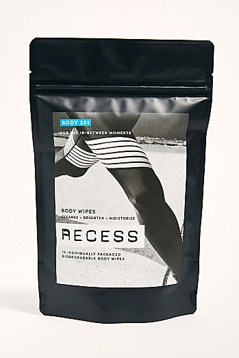 RECESS Body Wipes