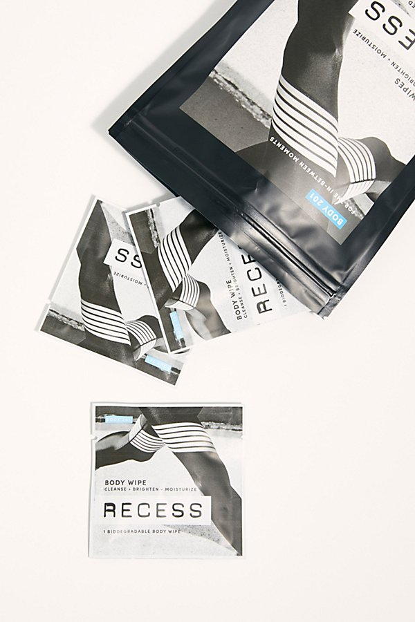 Slide View 2: RECESS Body Wipes