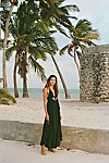 Thumbnail View 1: Yvette Maxi Dress