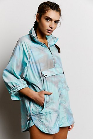 To Dye For Packable Jacket by Fp Movement