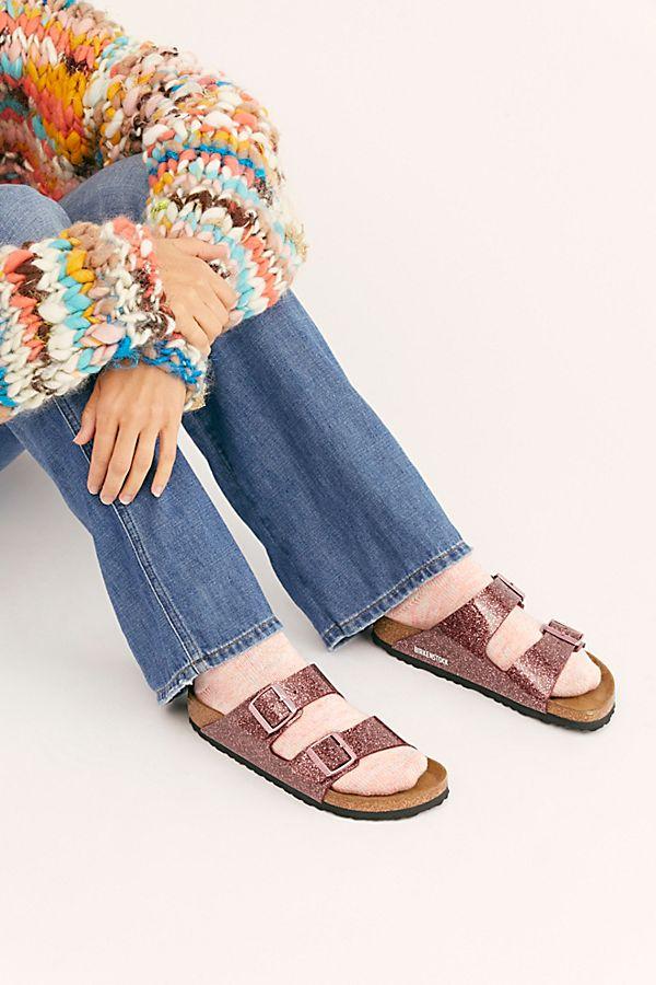 Arizona Cosmic Sparkle Birkenstock Sandals