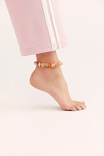 Olivia Dar Beaded Anklet