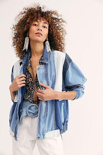 ec9d4e93218 Denim Jackets   Jean Jackets for Women