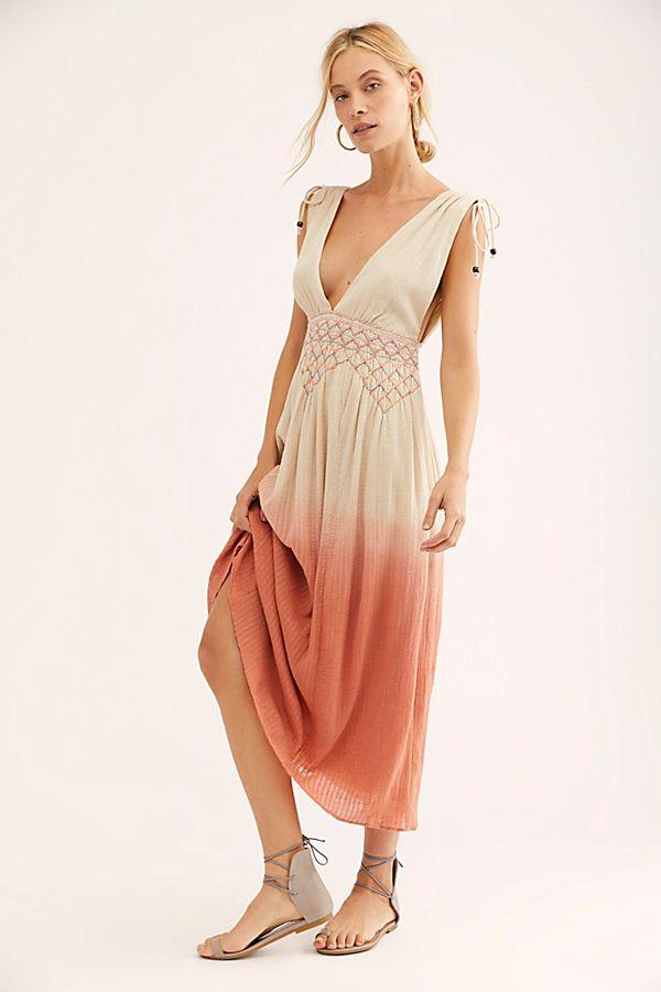 51d4835298 Oasis Sunrise Maxi Dress