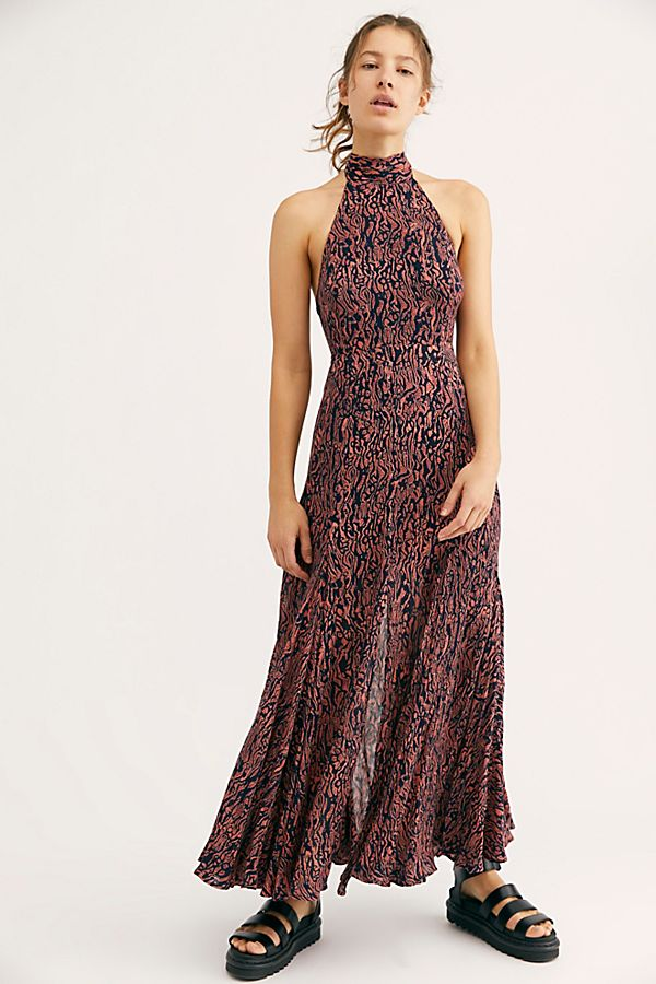 f3f409558e Slide View 1: Zane Printed Maxi Dress