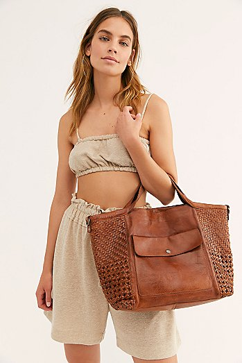 Perfect Touch Woven Tote