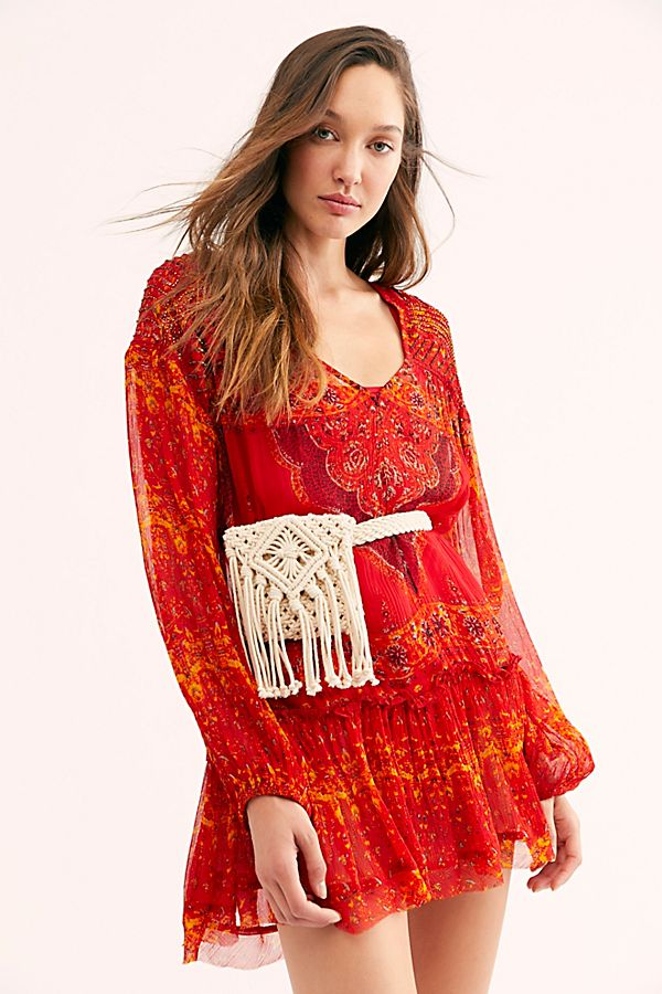This Love Embellished Tunic by Free People