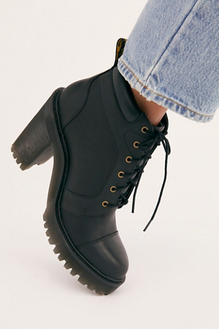 Dr. Martens Averil Heel Boot by Dr. Martens