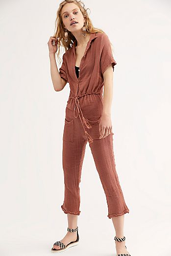 bcb662fdeb Jumpsuits for Women | Cute Boho Jumpsuits | Free People