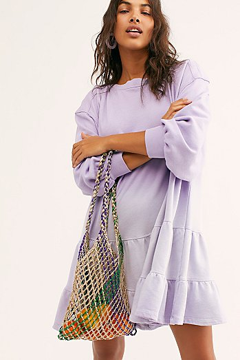 Simply Perfect Crochet Tote