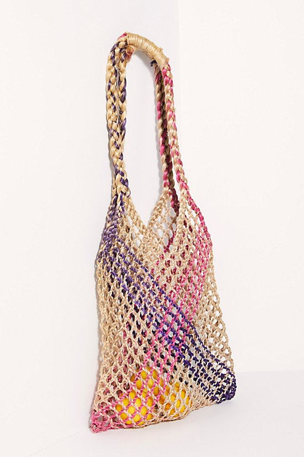 Slide View 2: Simply Perfect Crochet Tote
