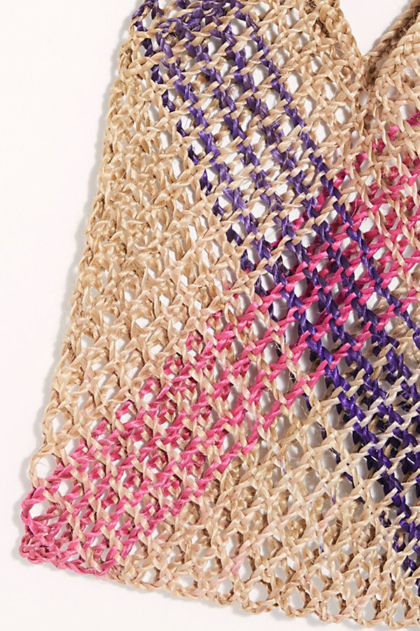 Slide View 5: Simply Perfect Crochet Tote