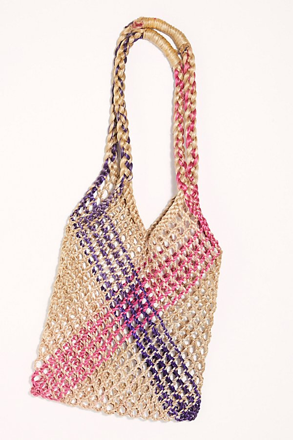 Slide View 6: Simply Perfect Crochet Tote