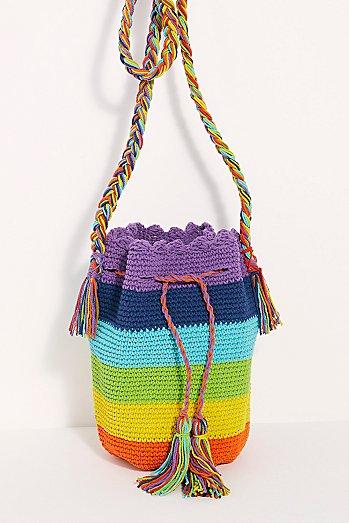 Out Of Office Bucket Bag