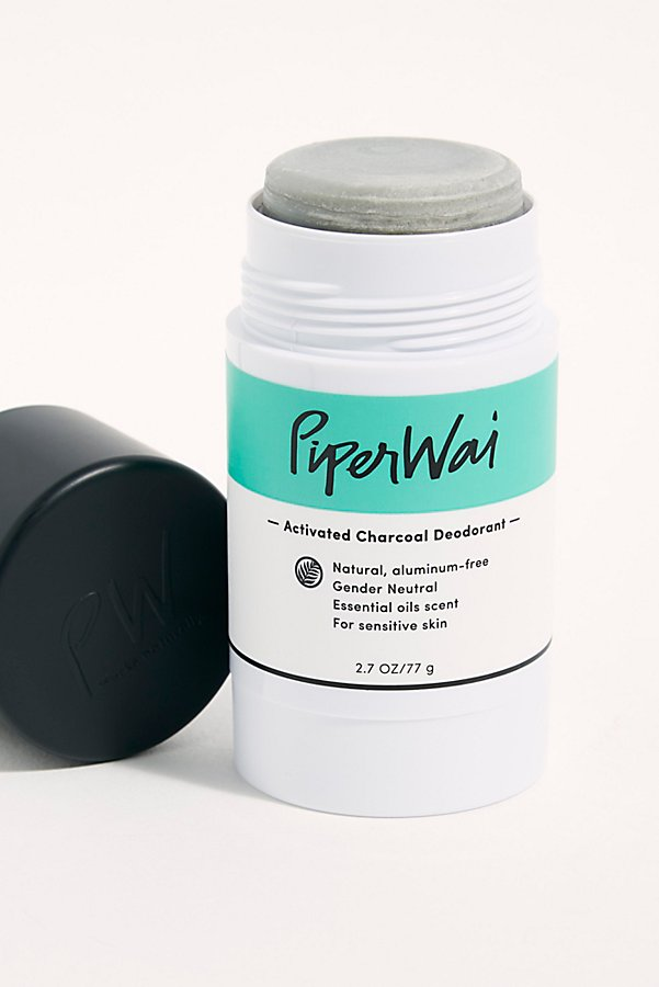 Slide View 1: PiperWai Activated Charcoal Deodorant