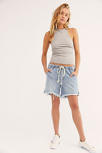 cdbd639d Womens Jean Shorts & Denim Cut Off Shorts | Free People