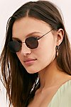 Thumbnail View 1: Madison Octagon Sunglasses