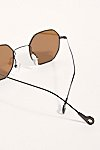 Thumbnail View 4: Madison Octagon Sunglasses